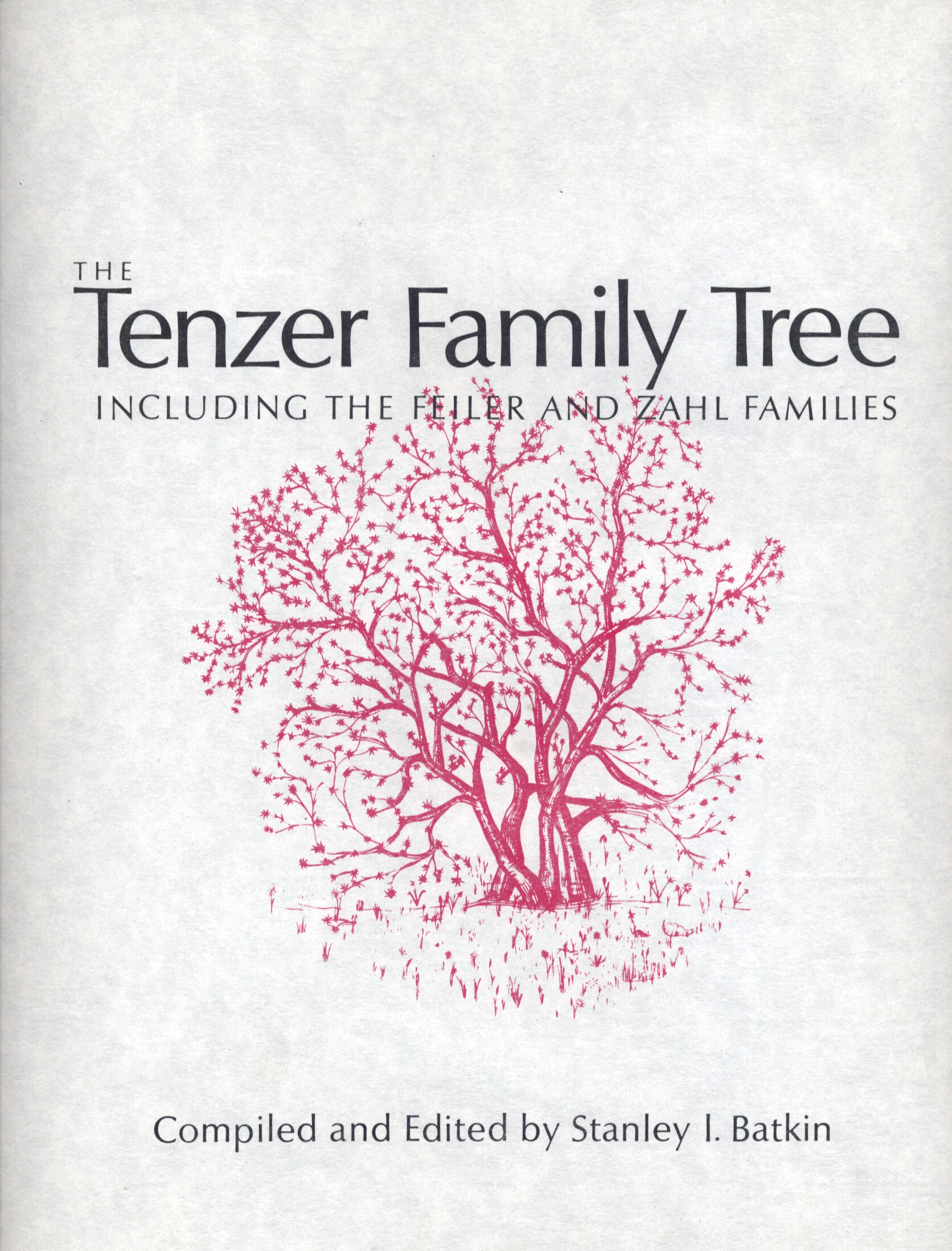 Onezer search image jack - 1 Tenzer Family Tree Cover